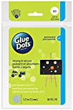 Glue Dots Permanent Adhesive Dot Sheets, 6 Pack, Each Pack Contains 60 (.5 Inch) Diameter Dots, 360 Count Pack (OF111PERM-AMZ)