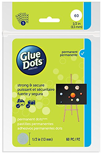 Glue Dots Permanent Adhesive OF111PERM