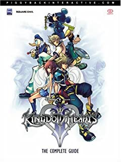 kingdom hearts official strategy guide bradygames signature guides rh amazon co uk kingdom hearts 2 official strategy guide kingdom hearts 2 official strategy guide