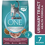 Purina ONE Urinary Tract Health Dry Cat Food; Urinary Tract Health Formula - 7 lb. Bag