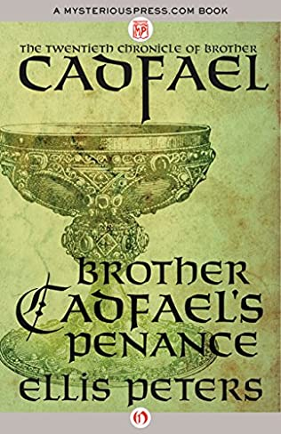 book cover of Brother Cadfael\'s Penance