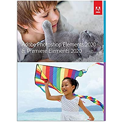 Photoshop Elements 2020 & Premiere Elements 2020   PC   Código de activación PC enviado por email
