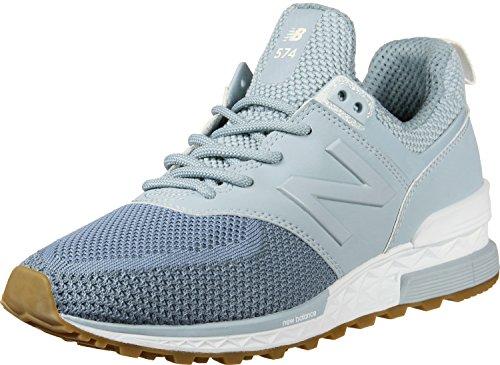 Bleu b Femme Balance Ws574 Sneakers Basses ra New qnB8cwFz