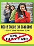 The 4 Types of Bullying - Physical, Verbal, Exclusion & Online