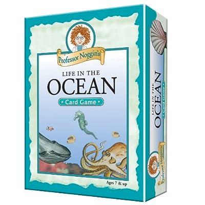 Prof. Noggin's Life in The Ocean: Toys & Games