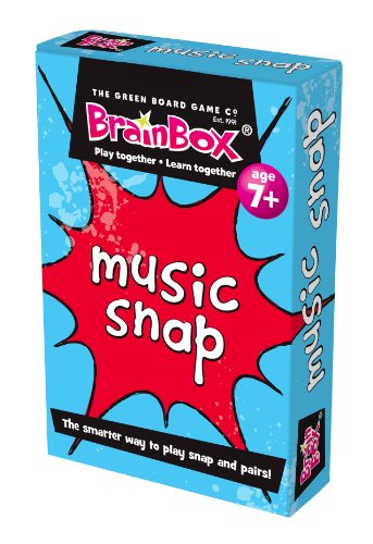 Music Snap by The Green Board Game Co.