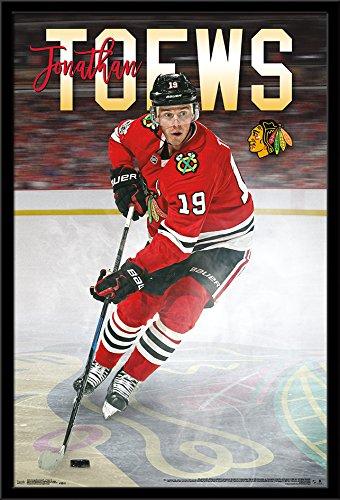 (Trends International Wall Poster Chicago Blackhawks - Jonathan Toews 24.25