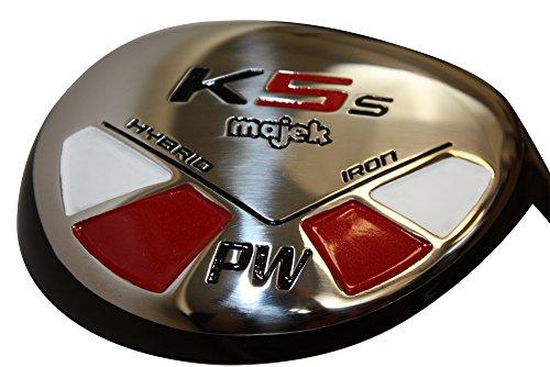 Majek Golf Petite Senior Lady PW Hybrid Lady Flex Right Handed New Rescue Utility''L'' Flex Club (Petite - 5' to 5'3'') by Majek Golf (Image #1)