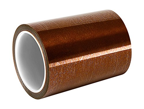 """UPC 888519306970, 3M Polyimide Film 3M Electrical Tape 92, Amber, 1.625"""" x 36yd (1 roll)"""