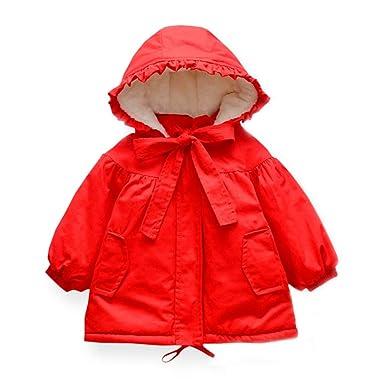 Amazon.com: Chaqueta de invierno para bebé, cálida, con ...