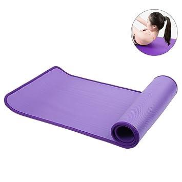 runacc anticorte Fitness de alta densidad ejercicio yoga mat ...