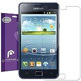 Fosmon Premium Crystal Clear Screen Protector Shield for Samsung Galaxy S II GT-i9100 (International Unlocked Version) - 5 Pack