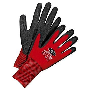 100% Spitzenqualität billiger Verkauf Farben und auffällig Korsar Kori-Red 10 (XL) Montagehandschuhe - Arbeitshandschuhe nach EN388