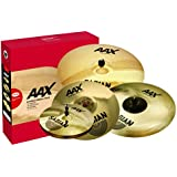 Sabian 25005XXP AA X-plosion Performance Set With Free 18-Inch Crash