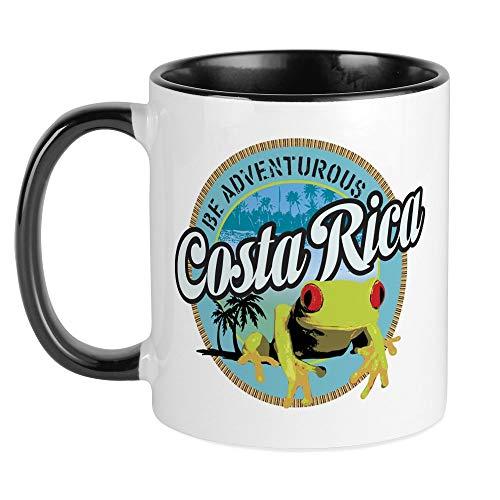 CafePress Costa Rica Mug Unique Coffee Mug, Coffee Cup