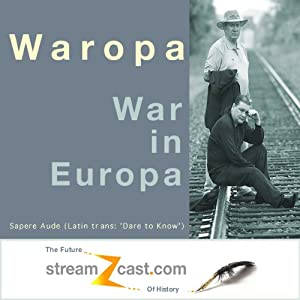 Waropa - War in Europa Audiobook