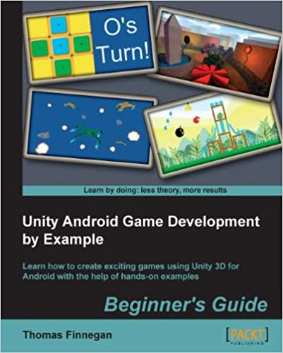 Amazon com: Unity Android Game Development by Example Beginner's