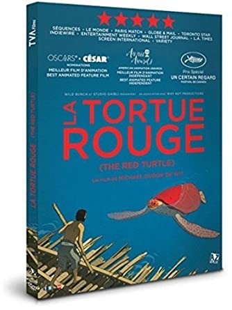 Amazon Com La Tortue Rouge Red Turtle La Tortue Rouge Red Turtle Movies Tv