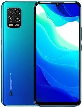 Xiaomi Mi 10 Lite 5G Smartphone 6GB 128GB 6.57 AMOLED 48MP Quad-cámara 4160mAh (Typical) NFC Azul [español versión]: Amazon.es: Electrónica