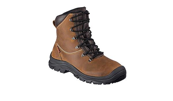 Botas de Seguridad protección de Corte Forestal S2 3902 Stabilus Botas de protección Subbituminoso Forestal: Amazon.es: Zapatos y complementos