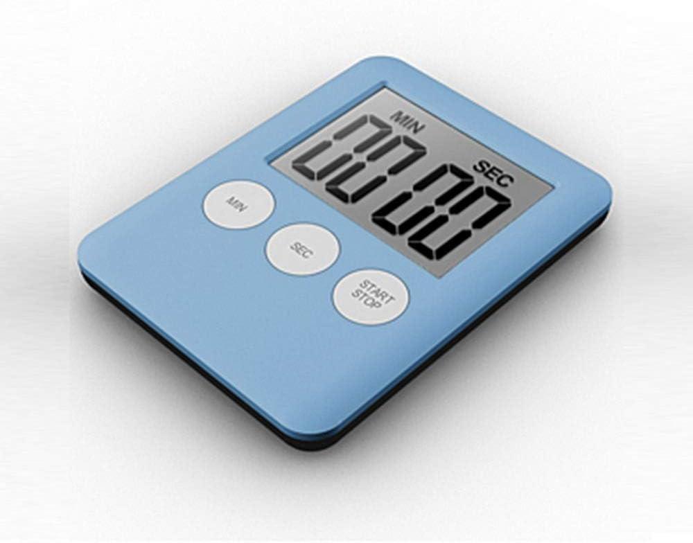 10MM 53 NIBESSER Minuteur de Cuisine Electronique Compte /à Rebours Ultra-Mince en Plastique 72