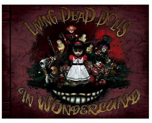 Living Dead Dolls in Wonderland HC - Limited Edition PDF