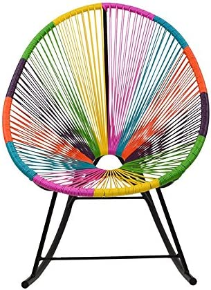 Design Tree Home Acapulco Indoor/Outdoor Rocking Chair