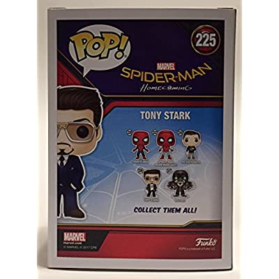 Funko Pop! SDCC 2020 Tony Stark Holding Helmet Limited Edition Summer Convention Exclusive: Toys & Games