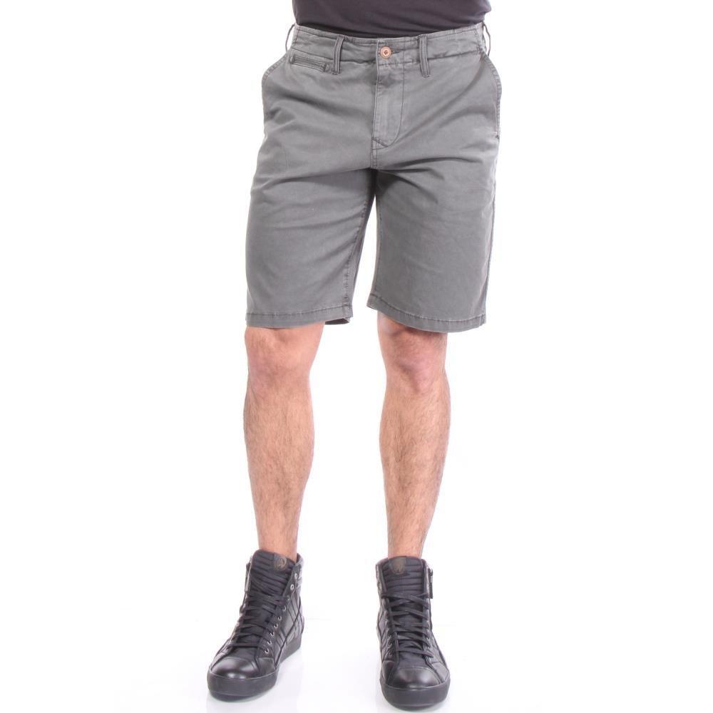 Lucky Brand Men's Comfort Stretch Shorts Raven Shorts