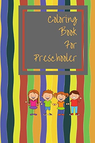 Coloring Book For Preschooler: Color And Activity Book For Kids Toddlers Boys And Girls Small pdf