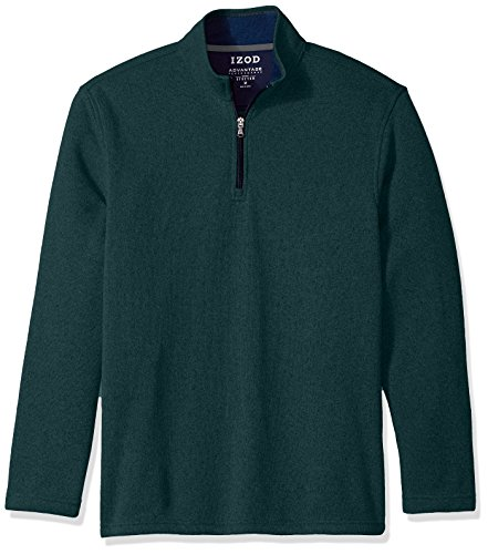 1/4 Zip Polyester Fleece Pullover - 6