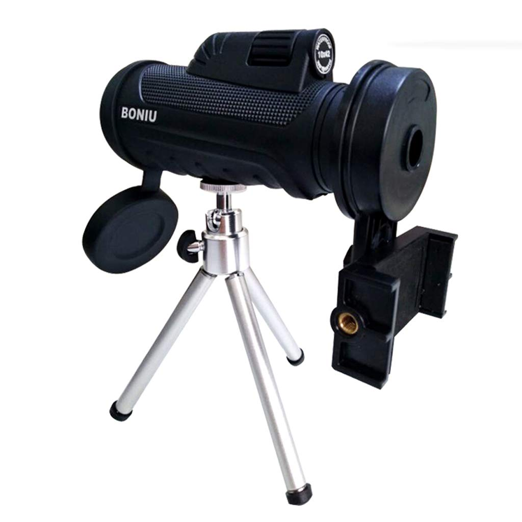 最新エルメス YD 望遠鏡 10X42 単眼鏡 HDビュー 風景 バードウォッチング コンサート   B07L4RFB5Y, パソコンショップ Be-Stock 1b858d80