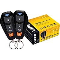 Viper 4105v 1-Way Remote Start System with Old Style Remote Transmitters