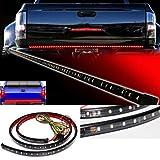 Ecosin® 49 Truck SUV Tailgate Light Bar LED Red/White Reverse Stop Running Turn Signal