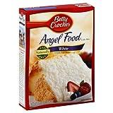 Betty Crocker Cake Mix Angel Food White 16 Oz 6 Packs