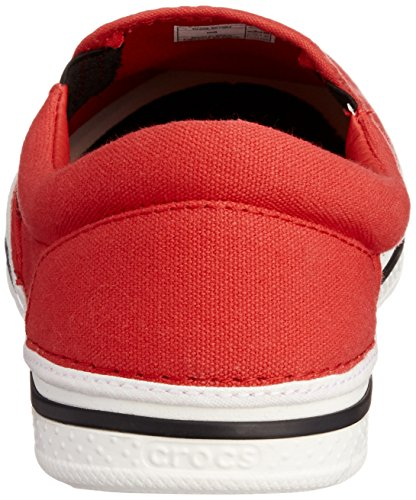 Crocs Norlin Slip-on M Red/Whi 44-45 EUR / M11