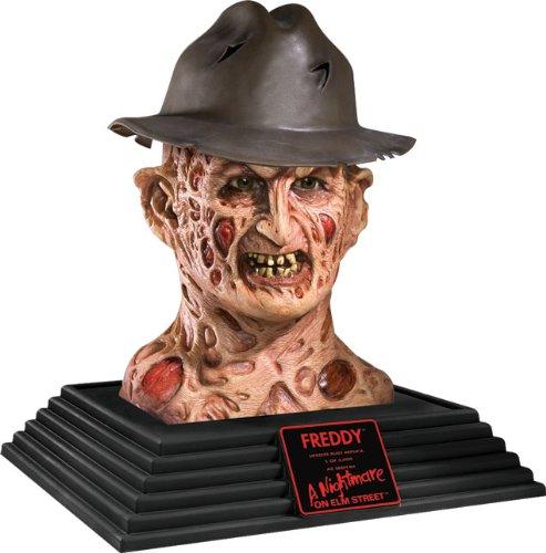 - Nightmare on Elm Street Freddy Krueger Display Bust Party Decoration