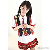AKIBA Corps/girl Overwhelming popularity šAKIBA Idol Costume Banqueting! Red One Size