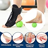 CHARMINER Plantar Fasciitis Night Splint, Brace for