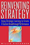 Reinventing Strategy, Willie Pietersen and Jacques Pietersen, 0471061905