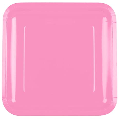 463042 9\u0026quot; Candy Pink Square Paper Plate - 18/Pack By TableTop King  sc 1 st  Amazon.com & Amazon.com | 463042 9"|463|463|?|en|2|9acf88deecbf70d8abfa4584650c84bd|False|UNLIKELY|0.315979927778244