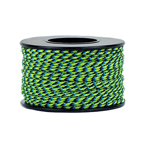 - Micro Sport Cord 1.18mm X 125 Ft Small Spool Lightweight Braided Cord (Aquatica)