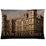"""Perfect Arts Popular Series Downton Abbey Unique Custom Zippered Pillow Cases """"20x30"""" Inches (Two sides)"""