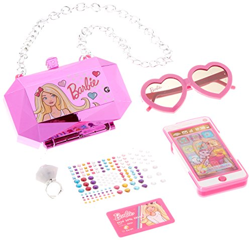 Just Play Barbie Glamtastic Fashion Set