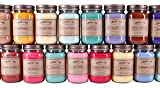 """Candlove """"Christmas Spice"""" Scented 16oz Mason Jar Candle 100% Soy Made In The USA"""