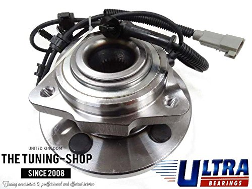 Front Wheel Hub & Bearing Assembly 513234 ULTRA for JEEP GRAND CHEROKEE with ABS Wheel Speed Sensor