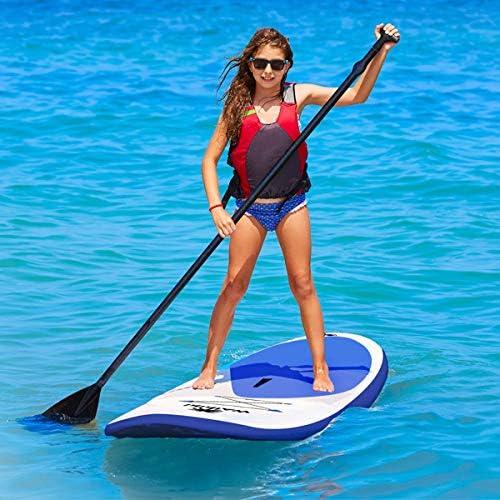Cómo ponerse de pie en una tabla de paddle surf