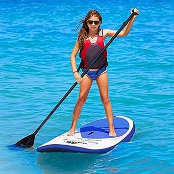 BigBuy Outdoor Paddle Surf Board Adventure. V0201401, Adultos ...