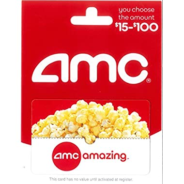 AMC Theatre Gift Card $100