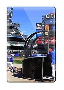Slim Fit Tpu Protector Shock Absorbent Bumper New York Mets Case For Ipad Mini/mini 2